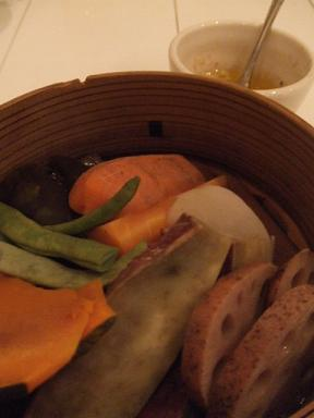GOCOCHIのサラダ 和風バーニャカウダ