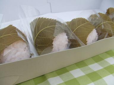 五島の桜餅