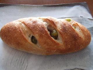 ル・ヴァン 三色豆パン