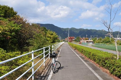 復活、弓ヶ浜自転車道