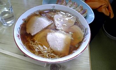 米沢ラーメン
