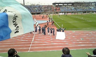 J2開幕in平塚