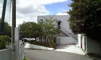 横浜FCクラブハウス