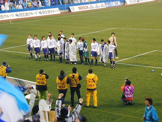 横浜FCデビュー2