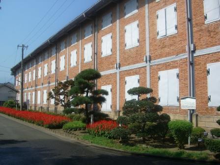 製糸場東倉庫