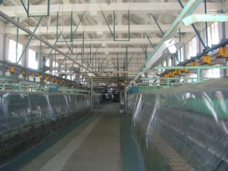 製糸場内部