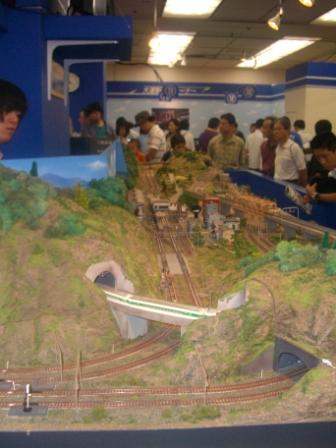 鉄道模型博②