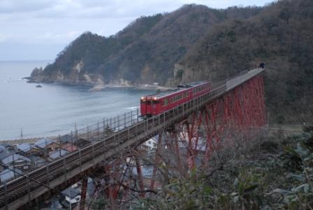 餘部鉄橋3