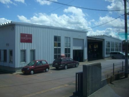 LUCKYWOOD工場