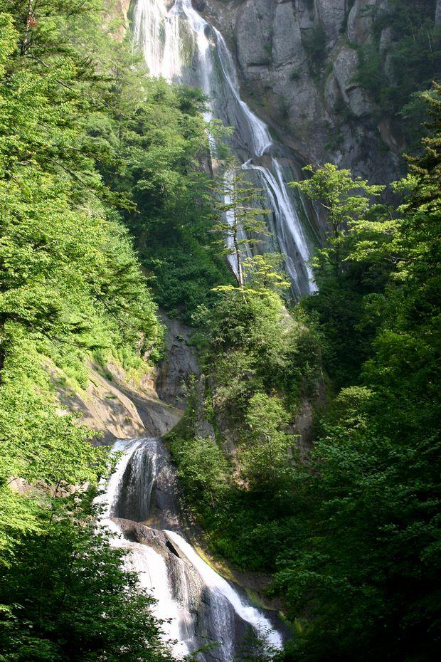 7月5日羽衣の滝No2
