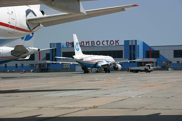 ウラジオストック空港ターミナル