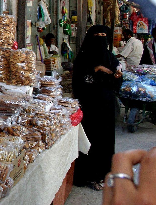 イエメンの人々-1