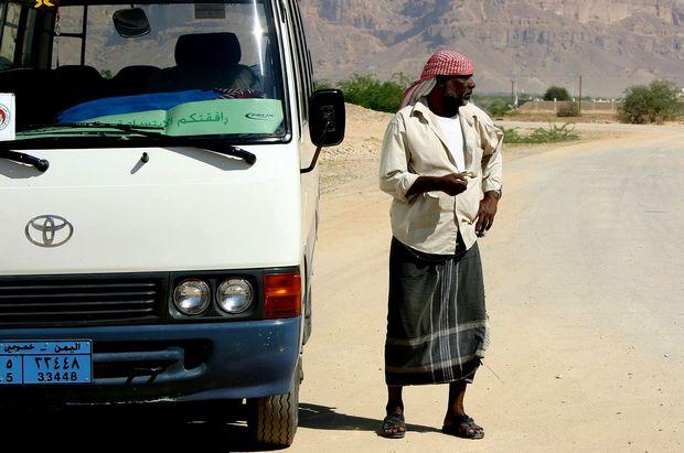 イエメンの人々-2