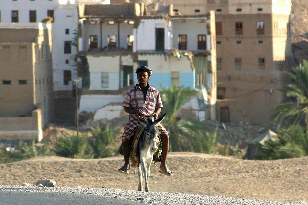 イエメンの人々-5