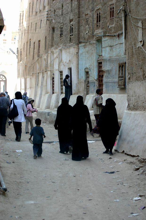 イエメンの人々-6