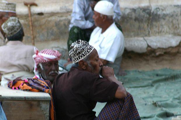 イエメンの人々-7