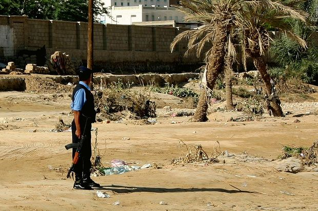 イエメンの人々-8