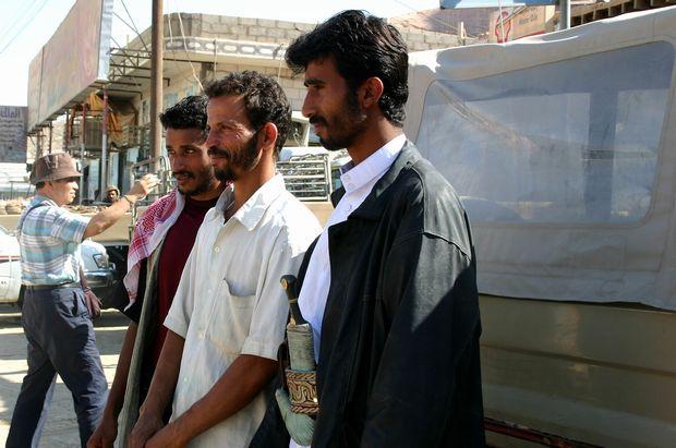 イエメンの人々-9