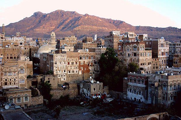 イエメン風景10