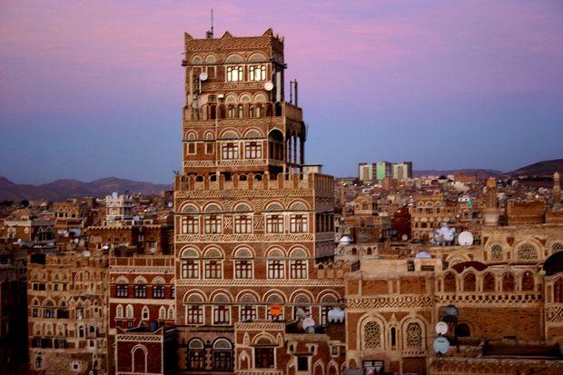 イエメン風景7