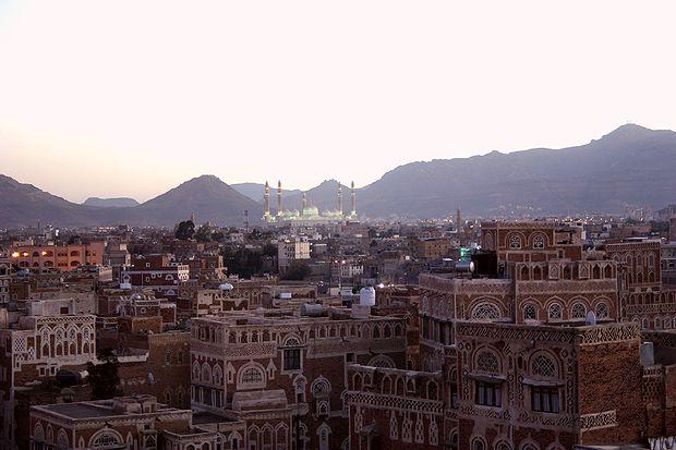 イエメン風景9