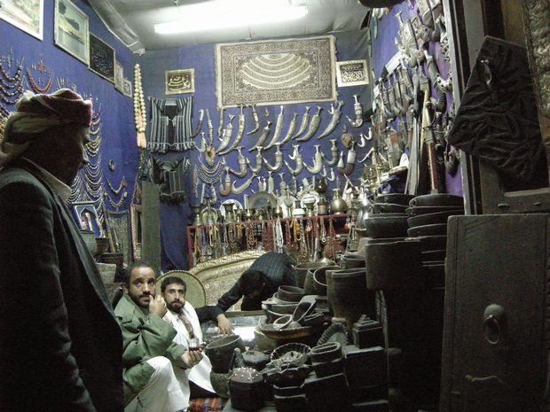 イエメン風景12