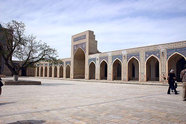 ウズベキスタン表紙