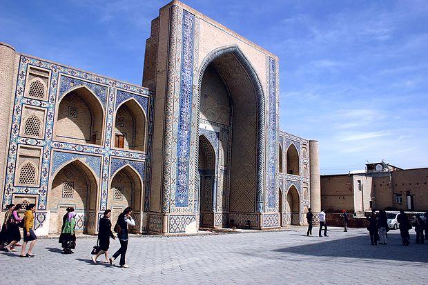 ウズベキスタン表紙No2
