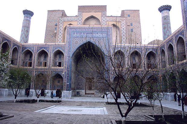 ウズベキスタン表紙No4