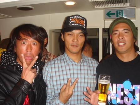 KATSU,YOHEY,TAITO