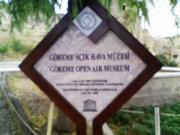 ギョレメ野外博物館