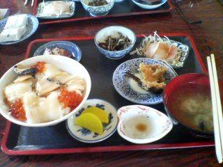 歌舞伎定食