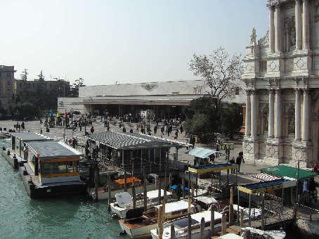 ヴェネチア駅