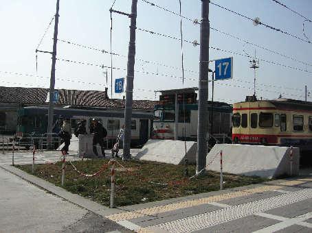ヴェネチア駅内1