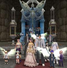 D氏の結婚式