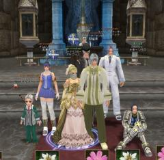 レイ&アーちん結婚式1