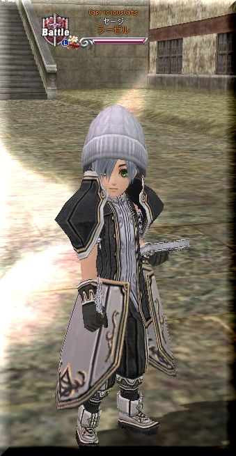 ラーゼルHi=Priest