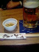 独酌三四郎ビール