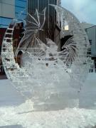 旭川冬まつり氷像3