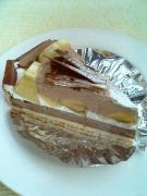 スィートレディジェーンバナナのチョコクラフティ