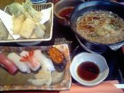 濱茄子御寿司セット