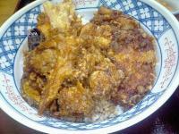 天ぷら高はし天丼2