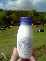 山中牧場牛乳