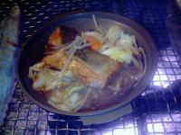 煉瓦鮭のチャンチャン焼