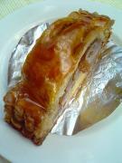 ズコット紅玉りんごのパイ