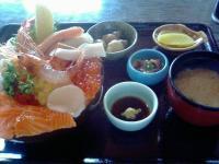 中村屋大漁丼1
