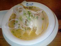 米風亭スープ餃子