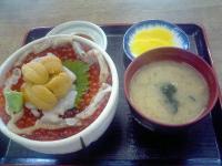 のんのん小樽丼1