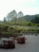 図書苑中庭