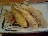 いわし家太平いわしの天ぷら